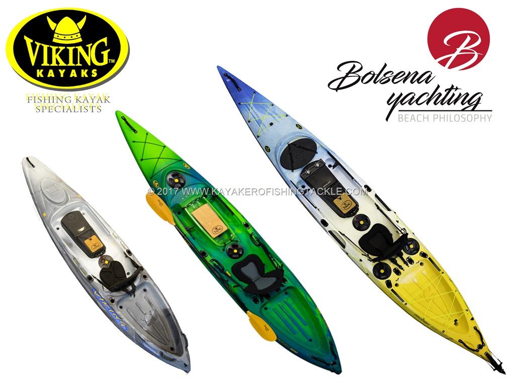 Viking Kayaks in Italia