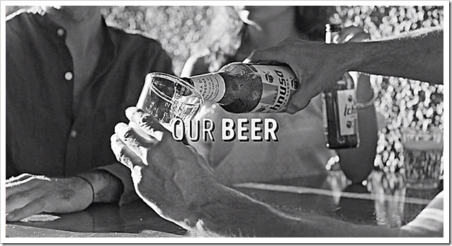 ICHNUSA spot la nostra birra