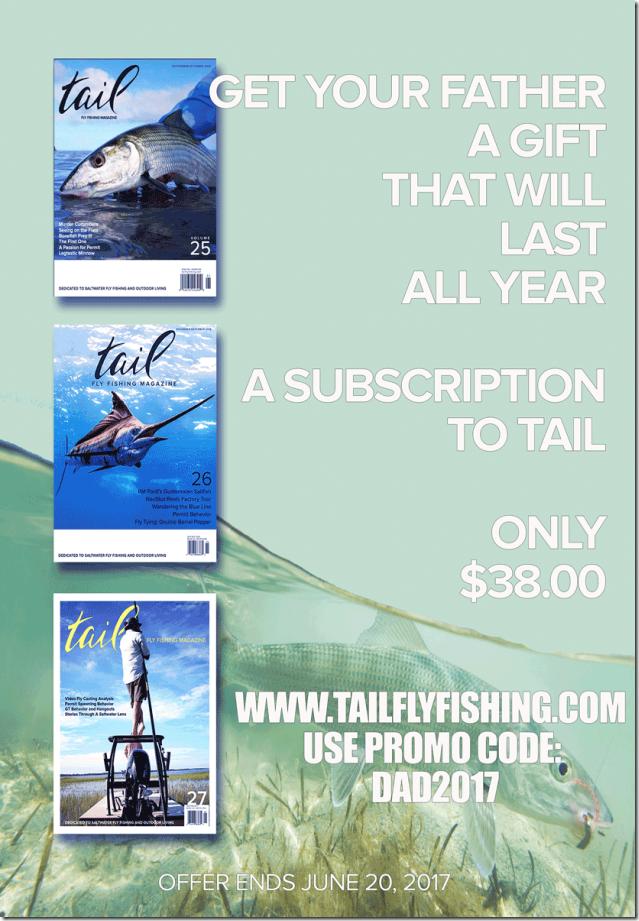 PROMO Tail Flyfishing