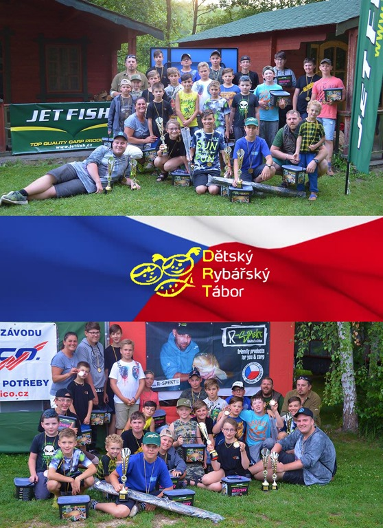 Campo vacanze pesca sportiva Repubblica Ceca