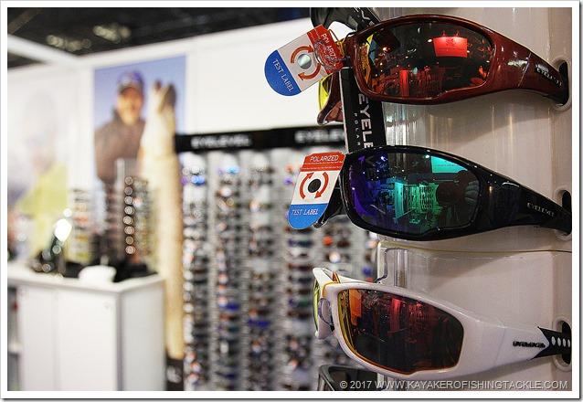 EYELEVEL occhiali da pesca