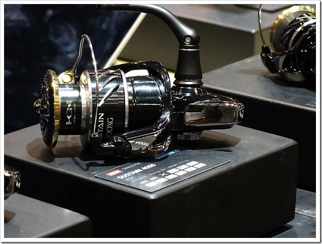 ICAST Orlando 2017 Best Saltwater reel Shimano Sustain still