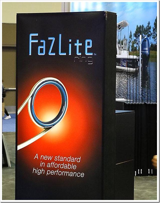 ICAST Orlando 2017 FAZ Lite anelli guidafilo