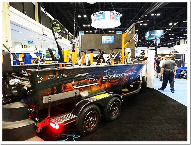 ICAST Orlando 2017 MAX Star Craft Accessori da barca