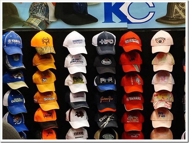 ICAST Orlando 2017 cappellini ne abbiamo