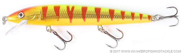 RAPALA-Husky-Jerk-HJ-CLG-Clown-Gold