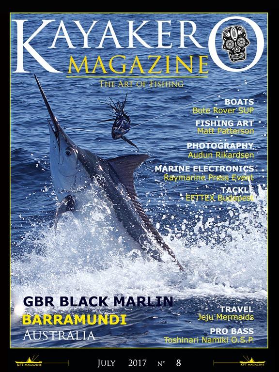 Kayakero Magazine Luglio 2017