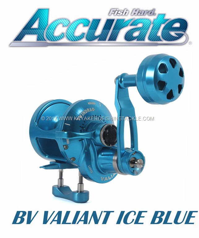 Accurate Valiant Ice Blue New