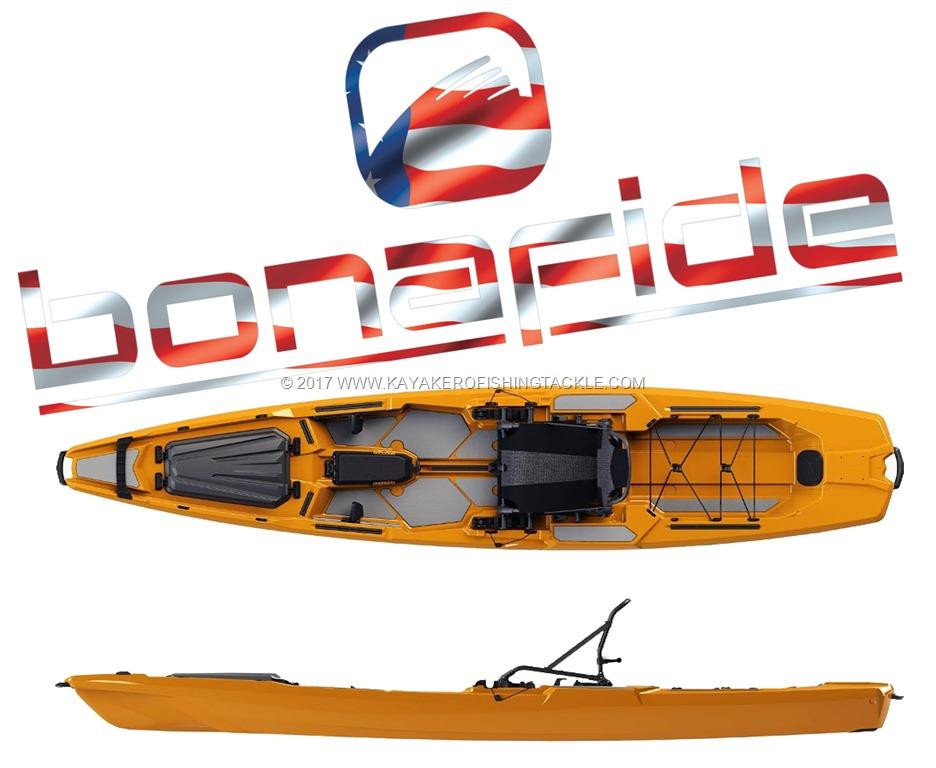 Bonafide Kayaks SS-127
