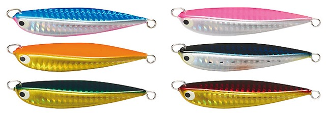 TACKLE HOUSE slow jig colori