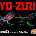 Yo-Zuri Patapata New colors 2017