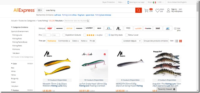 ALIEXPRESS-Fishing