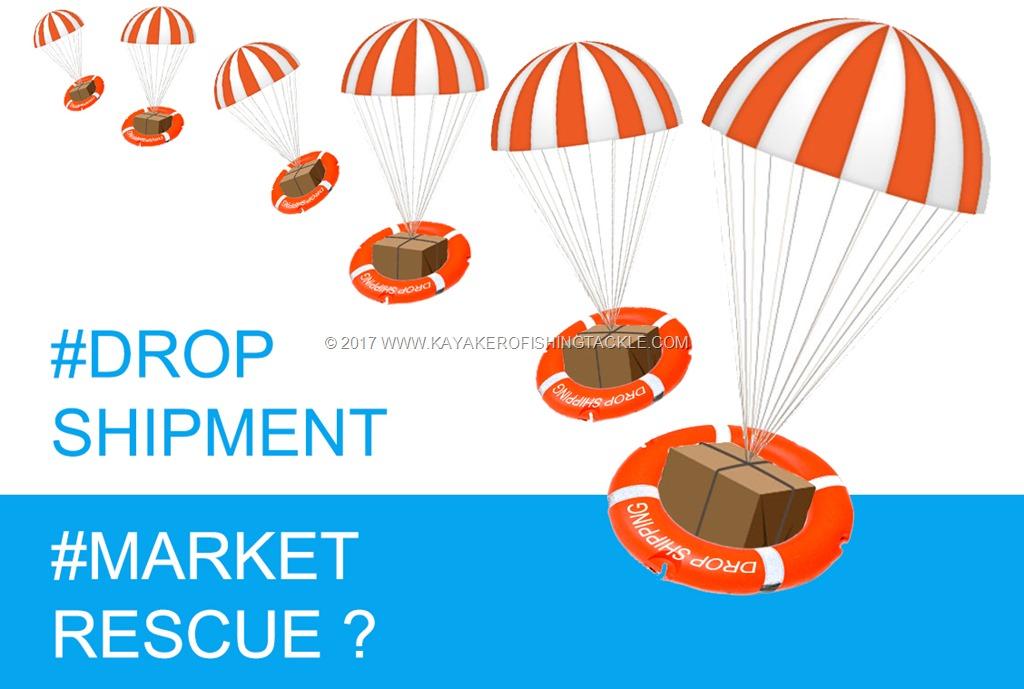 Drop Shipping nel mercato della pesca sportiva