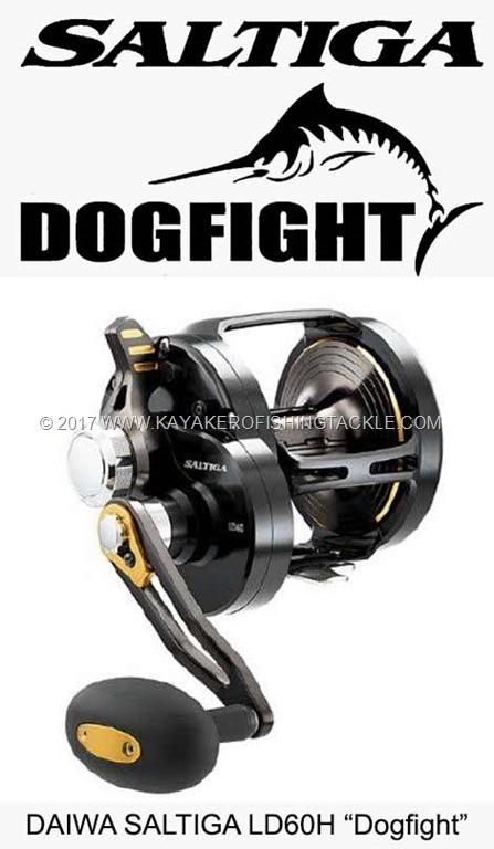 Daiwa Saltiga LD60H Dogfight
