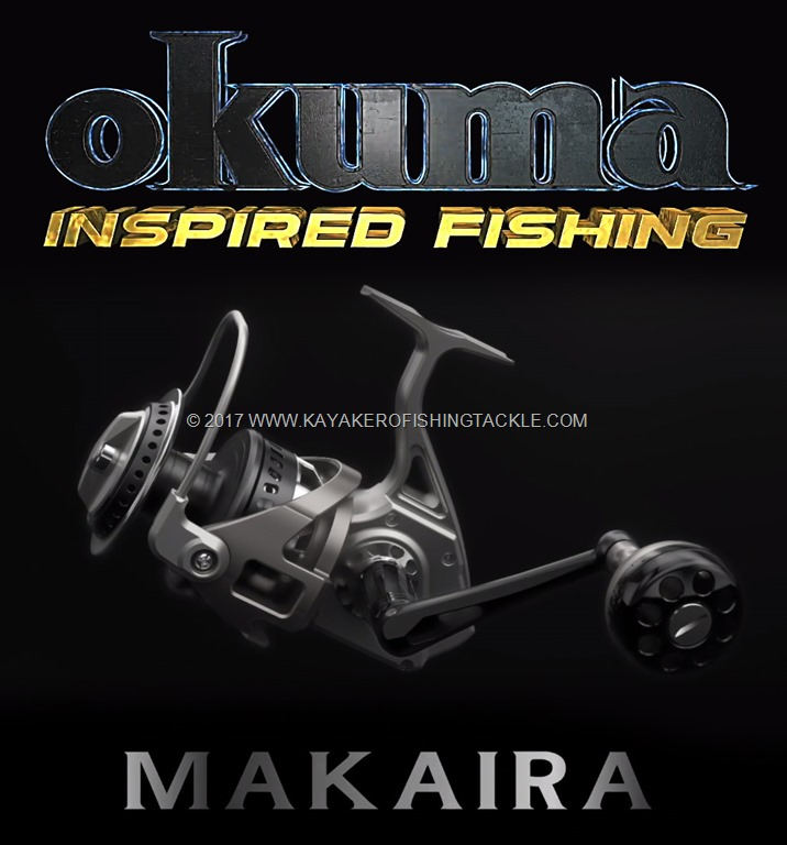 Okuma Makaira Spinning Reels