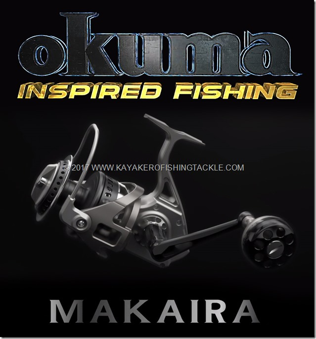 OKUMA-MAKAIRA-Spinning-cover