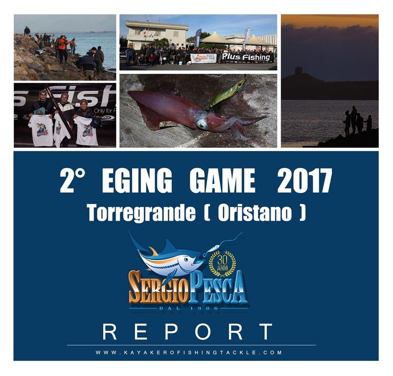 2° Eging Game 2017 Torregrande