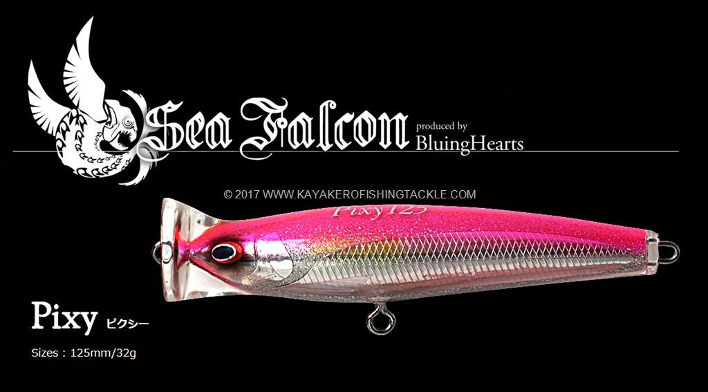 Sea Falcon Pixy 125 popper