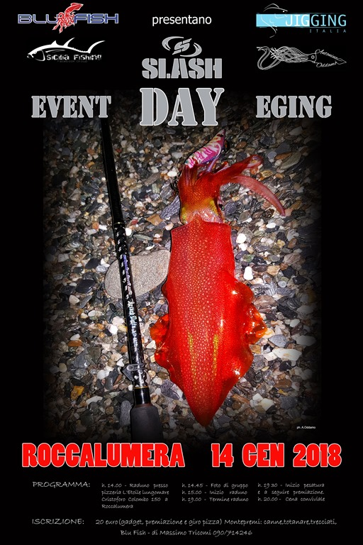 Slash Event Eging Day 2018