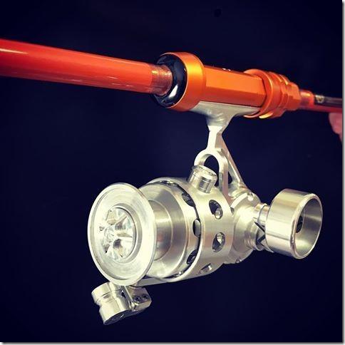 Vosseler Spinning Reel Prototype 1