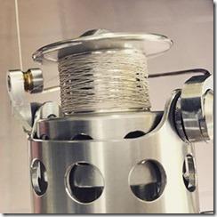 Vosseler Spinning Reel Prototype