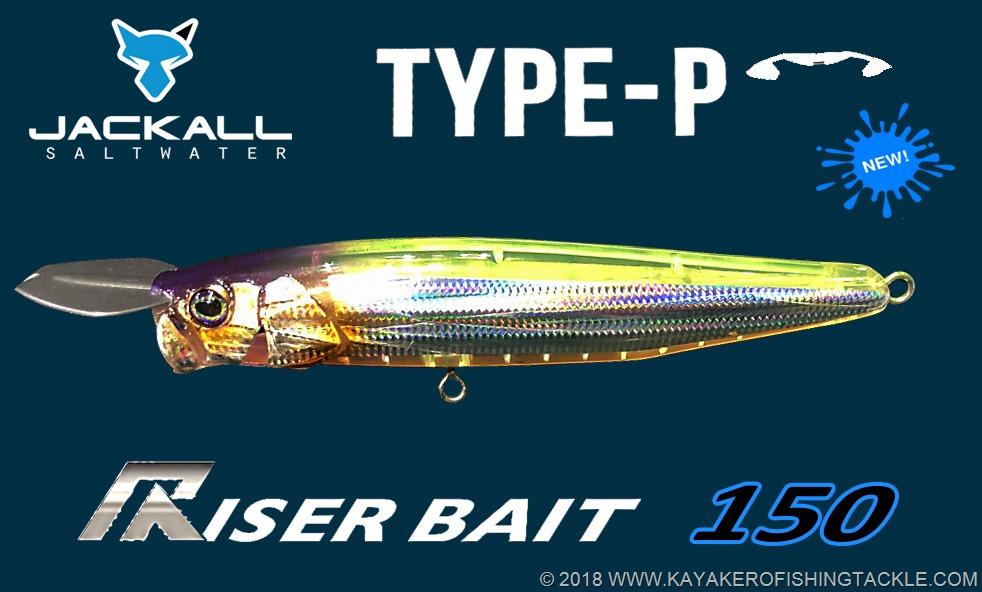 Jackall Riser Bait Type-P 150