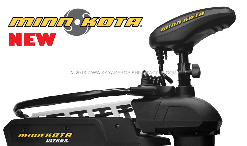 Minn Kota® lancia  nuovo motore elettrico da prua Ultrex™