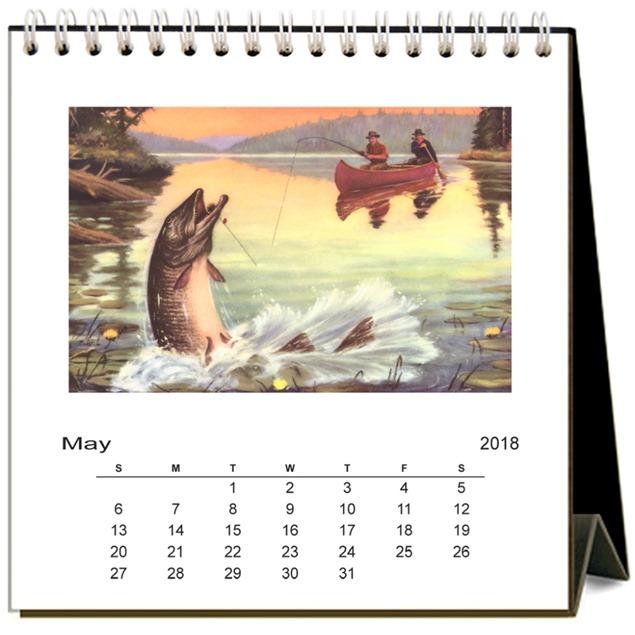 Vintage Calendar 1