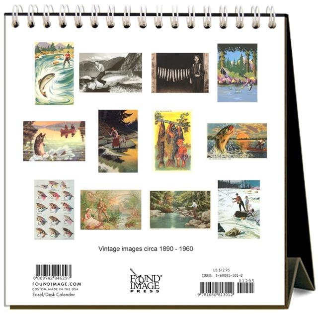 Vintage Calendar 2