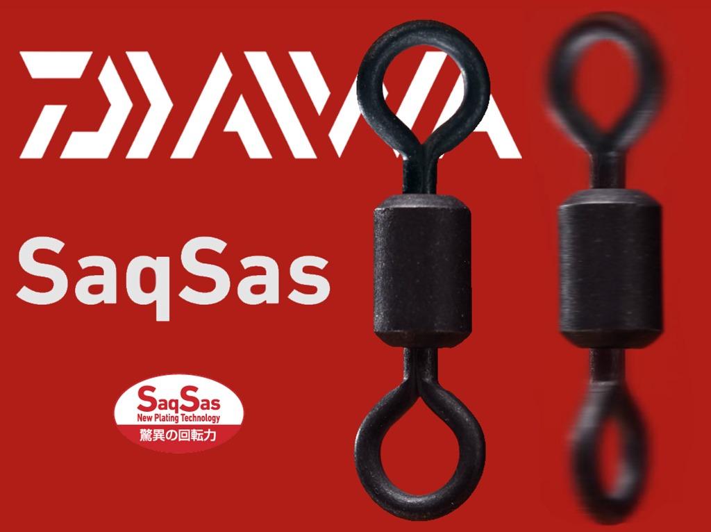 Daiwa SaqSas swivel