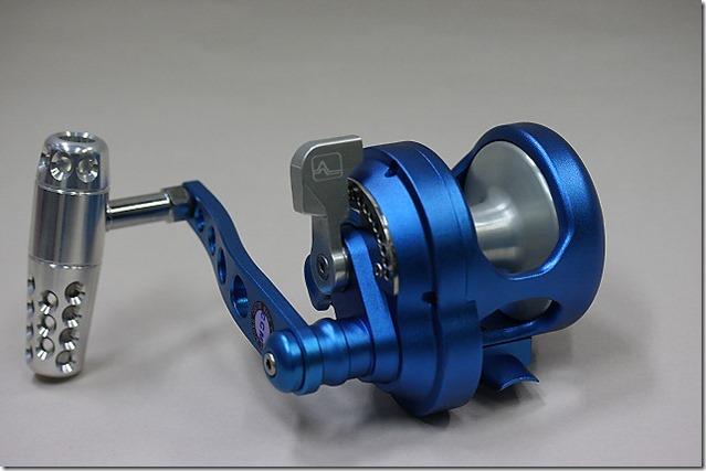 ALUTECNOS Gorilla 6V  Custom Blue