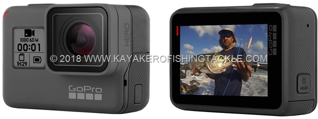 GOPRO HERO new 2018 LCD vista