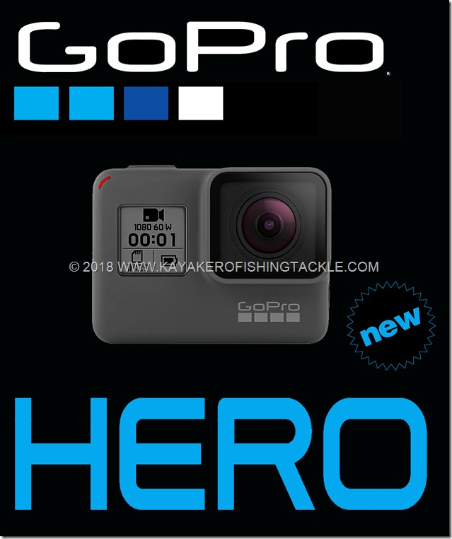 GOPRO HERO new 2018 cover