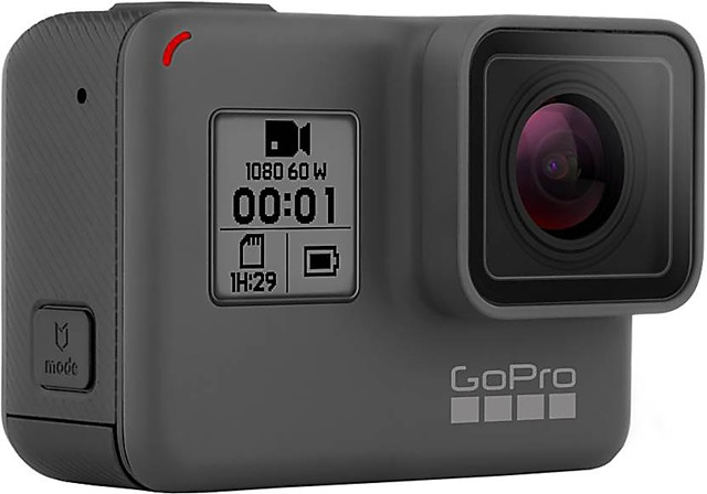 GOPRO HERO new 2018 side