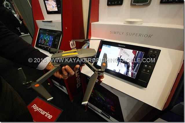 PESCARE-SHOW-2018--Raymarine-app-Drone-DJI