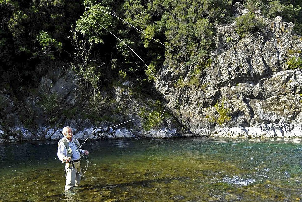 Il mondo  del Fly Fishing in lutto