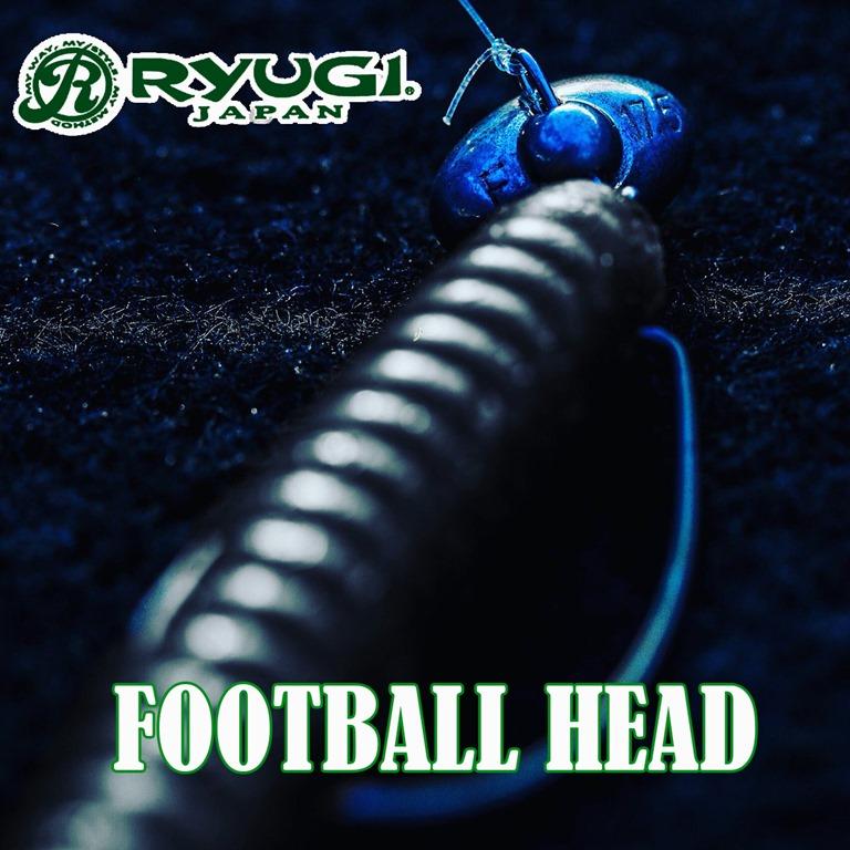 Ryugi Foot Ball Head