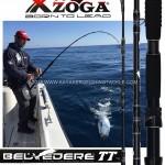 XZoga Belvedere TT 30/50 Lb Acid Style