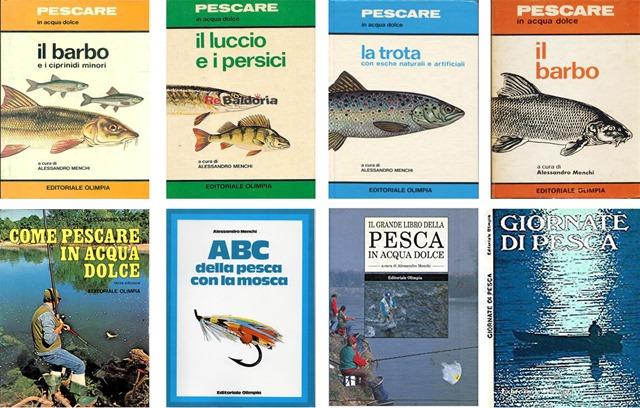 Alessandro Menchi libri