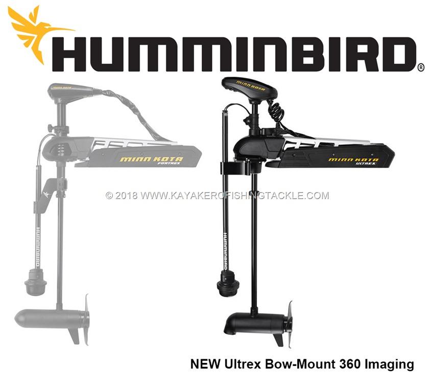 Humminbird® nuovo attacco  360 Imaging™ per Ultrex™