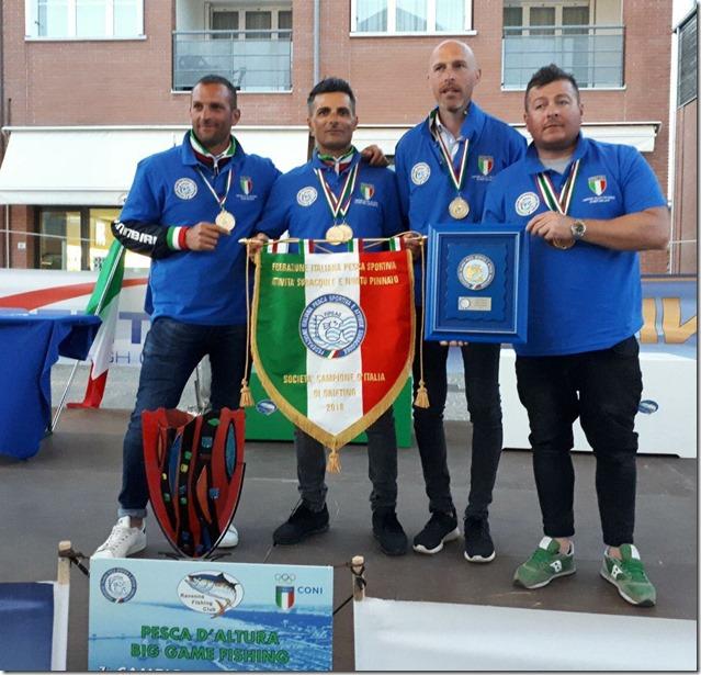Campionato-Drifting-2018- i vincitori edizione 2018