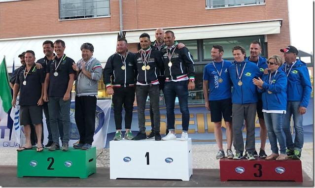 Campionato-Drifting-2018- premiazione e podio