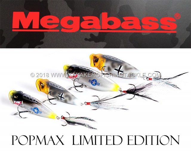 MEGABASS POP MAX Limited Edition cover