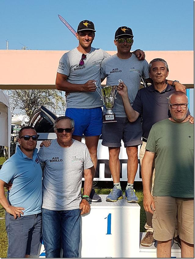 Maratuna 2018 Team Canocia e Maurizio Pedone  KD Italy