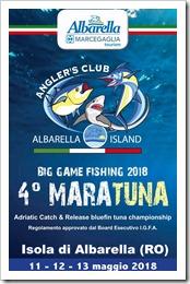 Maratuna 2018 manifesto evento