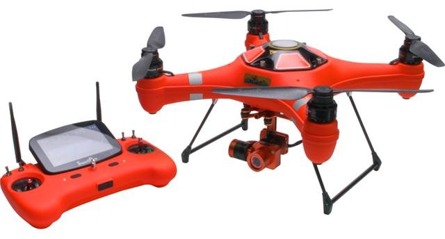 Swellpro-SplashDrone-3-Auto-con-joystick