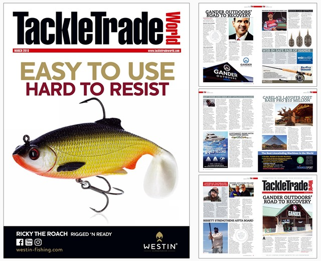 TACKLE TRADE MAGAZINE