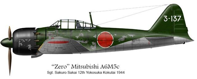 Zero Mitsubishi