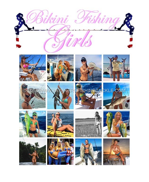 Bikini Fishing Anglers