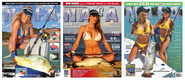 NAFA Covers